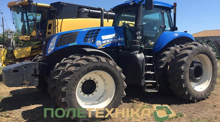 Трактор New Holland Т8 410 (2016)