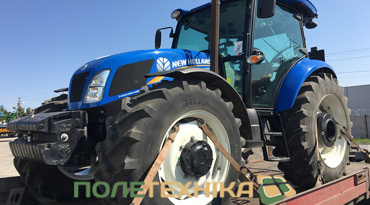 Трактор New Holland ТD 5.110