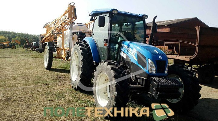 Трактор New Holland ТD 5.110 / 2016
