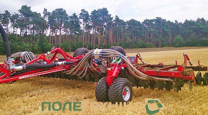 Дискатор Horsch Joker 10RT