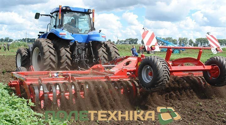 Дискатор Horsch Joker 12RT