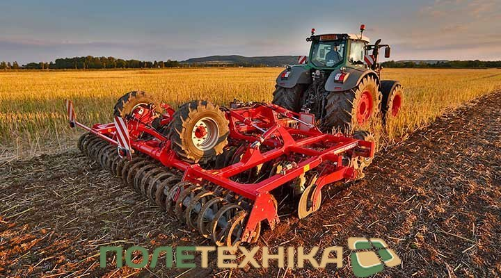 Дискатор Horsch Joker 5HD