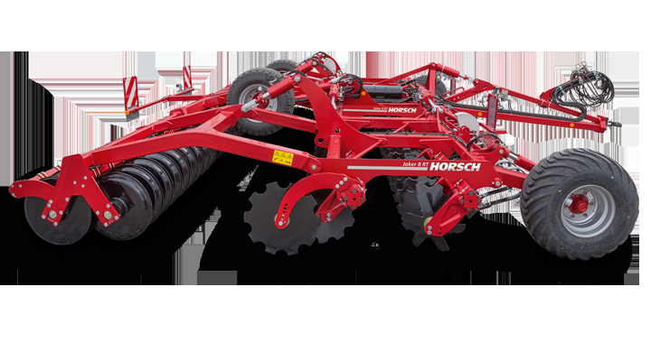 Дискатор Horsch Joker 8RT
