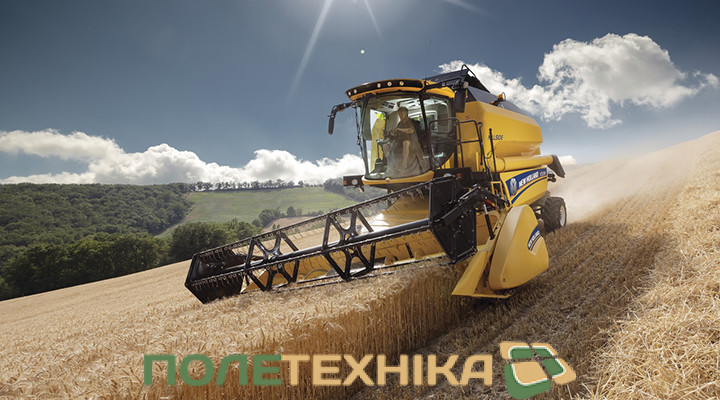 Комбайн New Holland TC 5.90