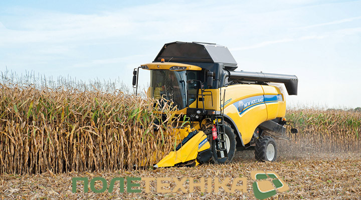Комбайн New Holland CX 6.90