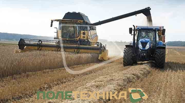 Комбайн New Holland CR 7.90