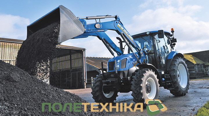Трактор New Holland T6020