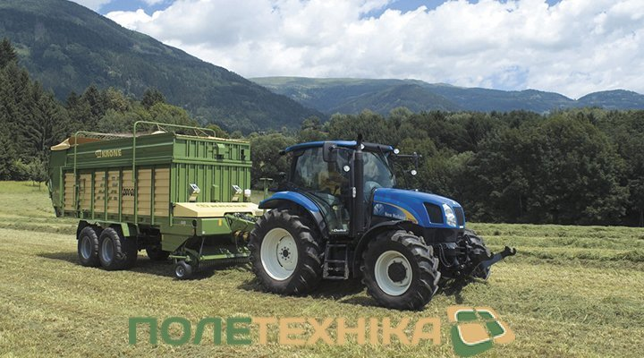Трактор New Holland T6090