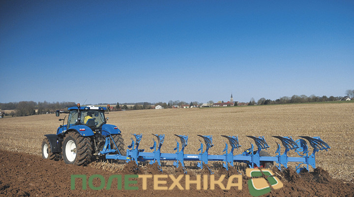 Трактор New holland Т7.315