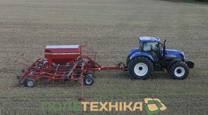 Трактор New Holland T 7060
