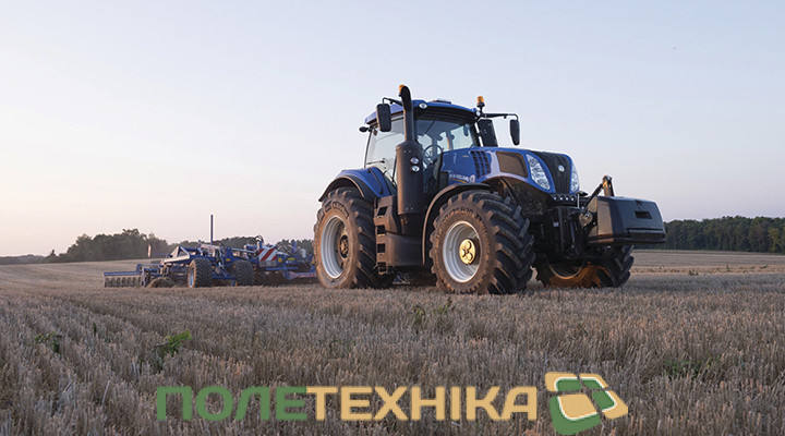 Трактор New Holland T8.410