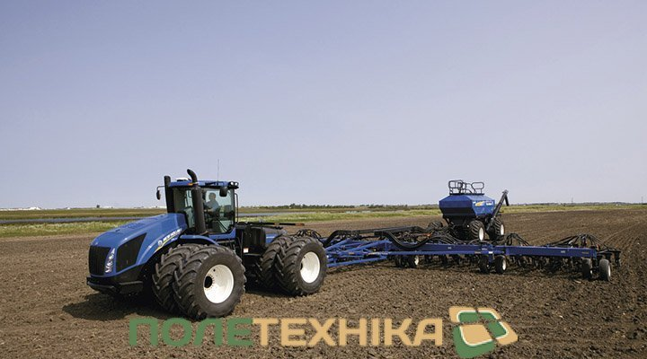 Трактор New holland Т9.615