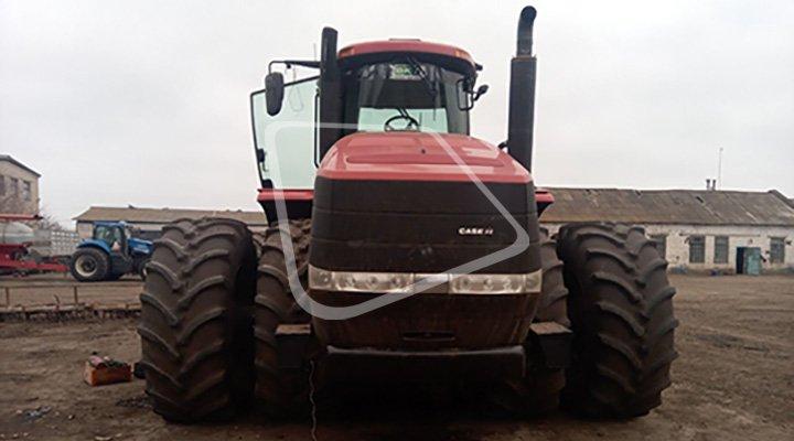 Трактор CASE IH STEIGER 500 / 2017 р.в / 558 к.с