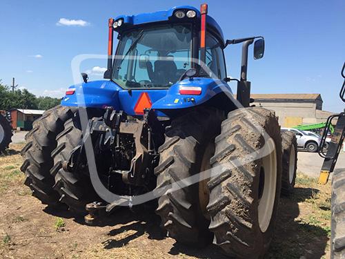 Трактор NEW HOLLAND модель T8.410 б/у