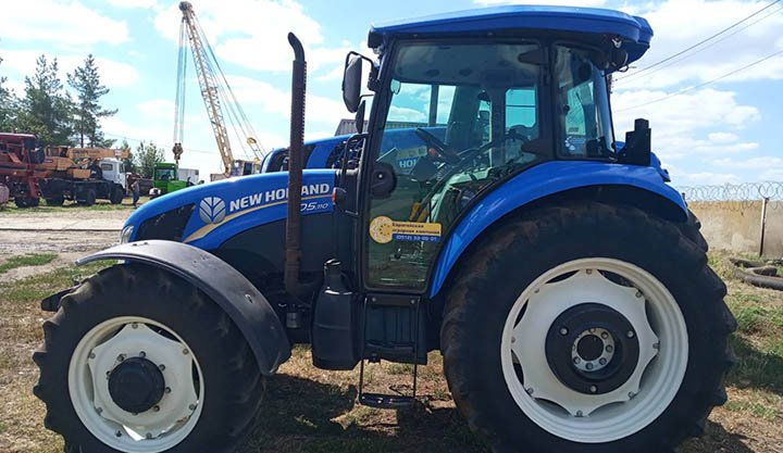 Трактор New Holland ТD 5.110 (2016)