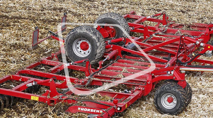 Дискатор Horsch Joker 6RT