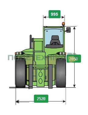 Merlo Panoramic P120.10