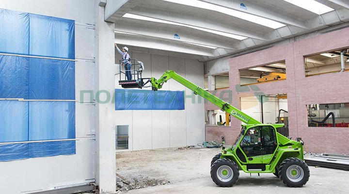 Merlo Panoramic P72.10