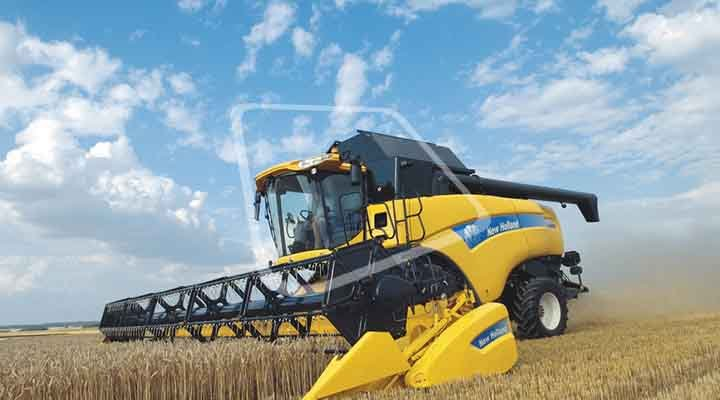 Комбайн New Holland CX 8.80