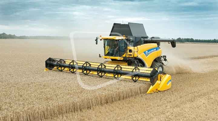 Комбайн New Holland CR 9.80
