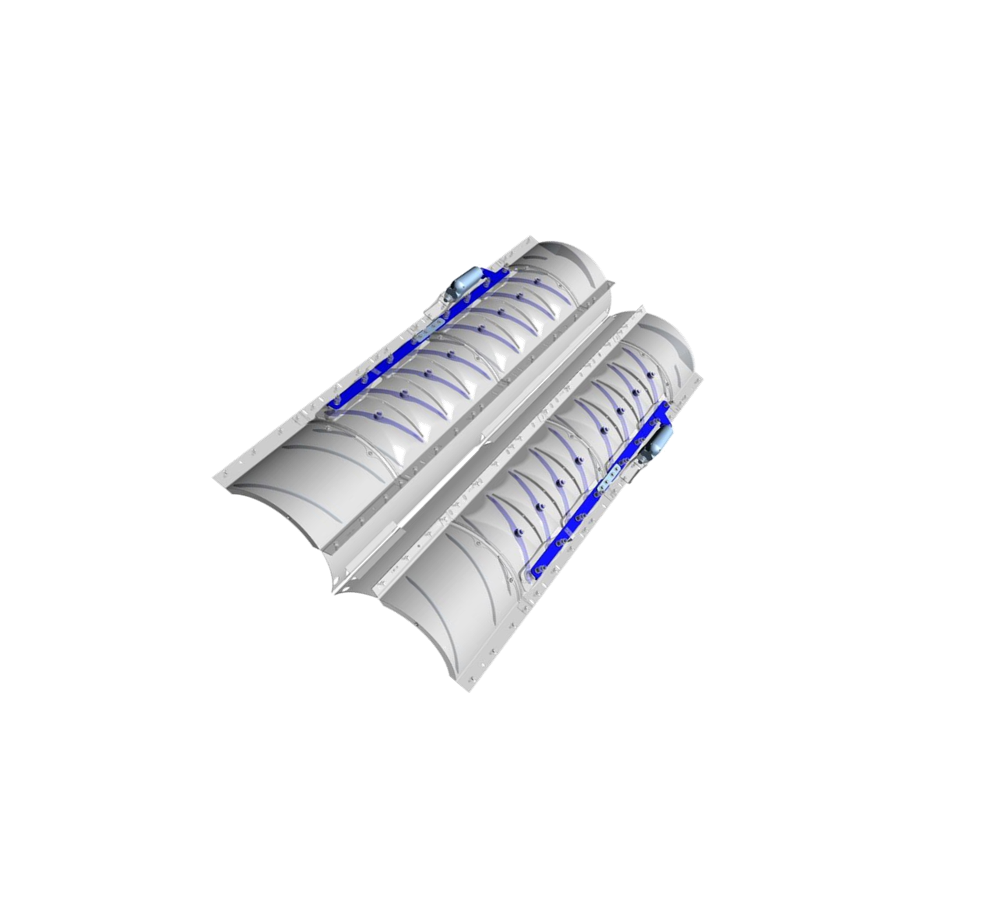 СистемаTwin Rotorкомбайнаnew hollandCR 9.80