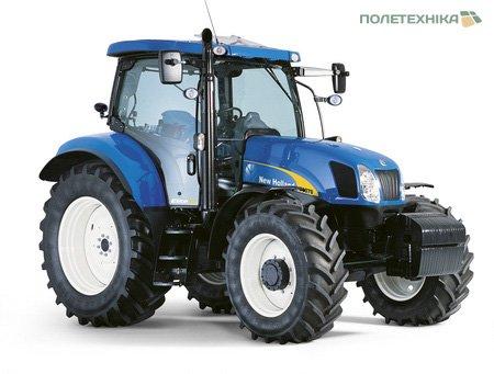 трактор Нью Холланд Т6020 Delta фото