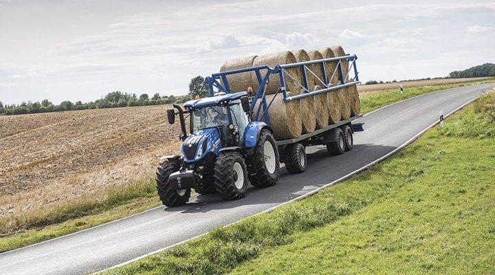 Трактор New Holland Т6050 Delta