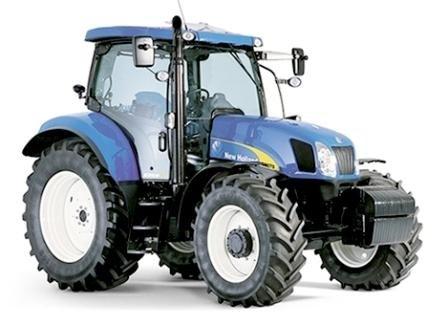 new holland t6050 характеристики
