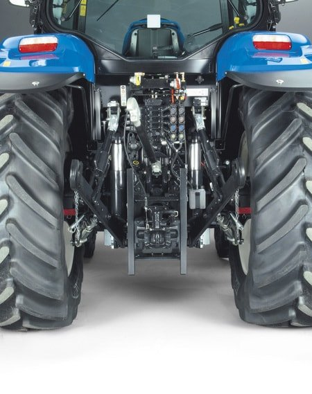 трактор Нью Холланд Т6090 задний мост