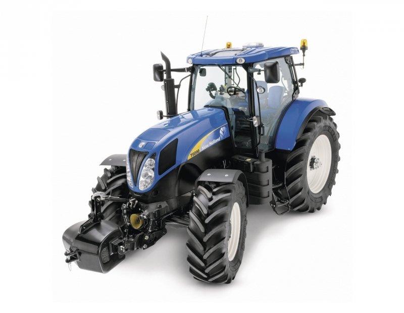 трактор нью холланд Т6090 фото