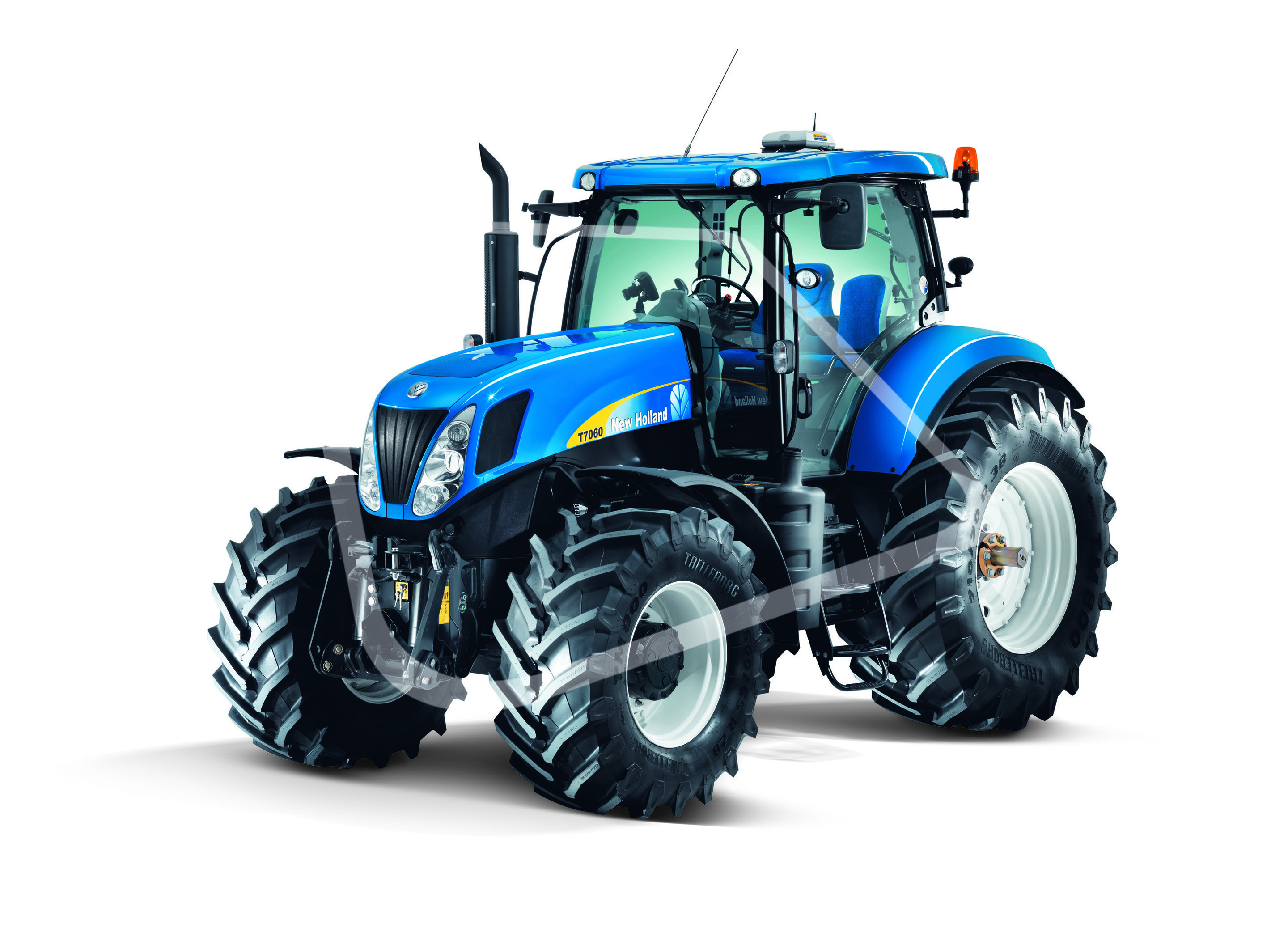 трактор new holland t7060 ціна