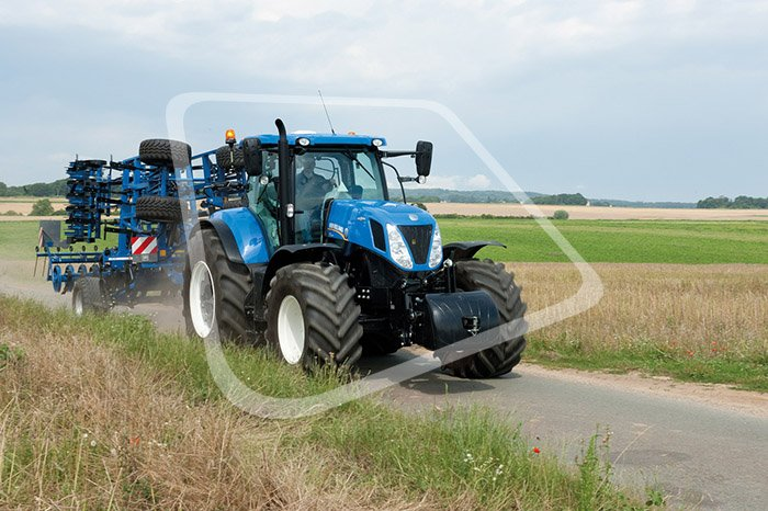 трактор new holland т7060. Ціна