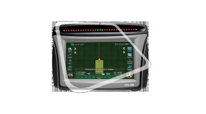 Дисплей-курсовказівник СFX-750 Lite