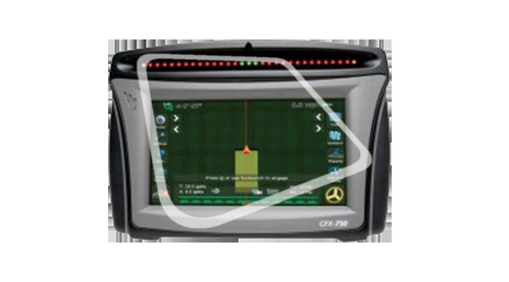 Багатофункціональний дисплей CFX750 FM750