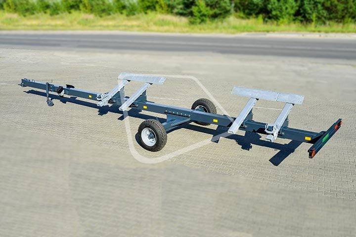 Візок Volland 25 для транспортування жаток вагою до 3200кг