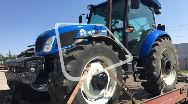 Трактор New Holland ТD 5.110